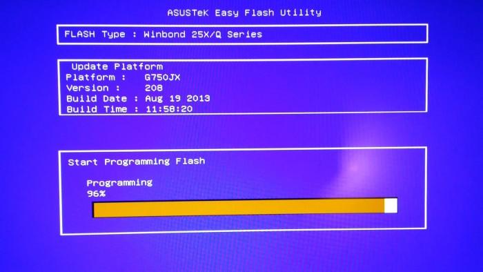 aktualizacja BIOS